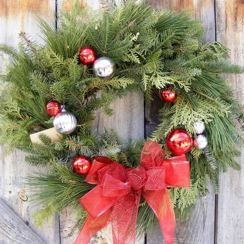Wreaths - Decorated
