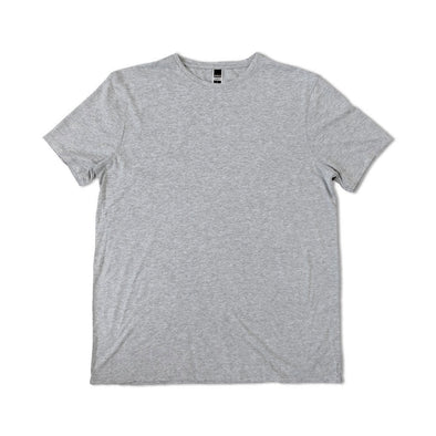 Modus - Tee SS Bamboo ATHLETIC HEATHER