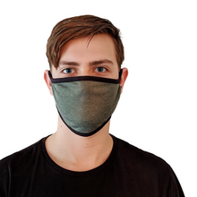 Load image into Gallery viewer, Comfort Fit Face Masks (5 pack / choice of colours)