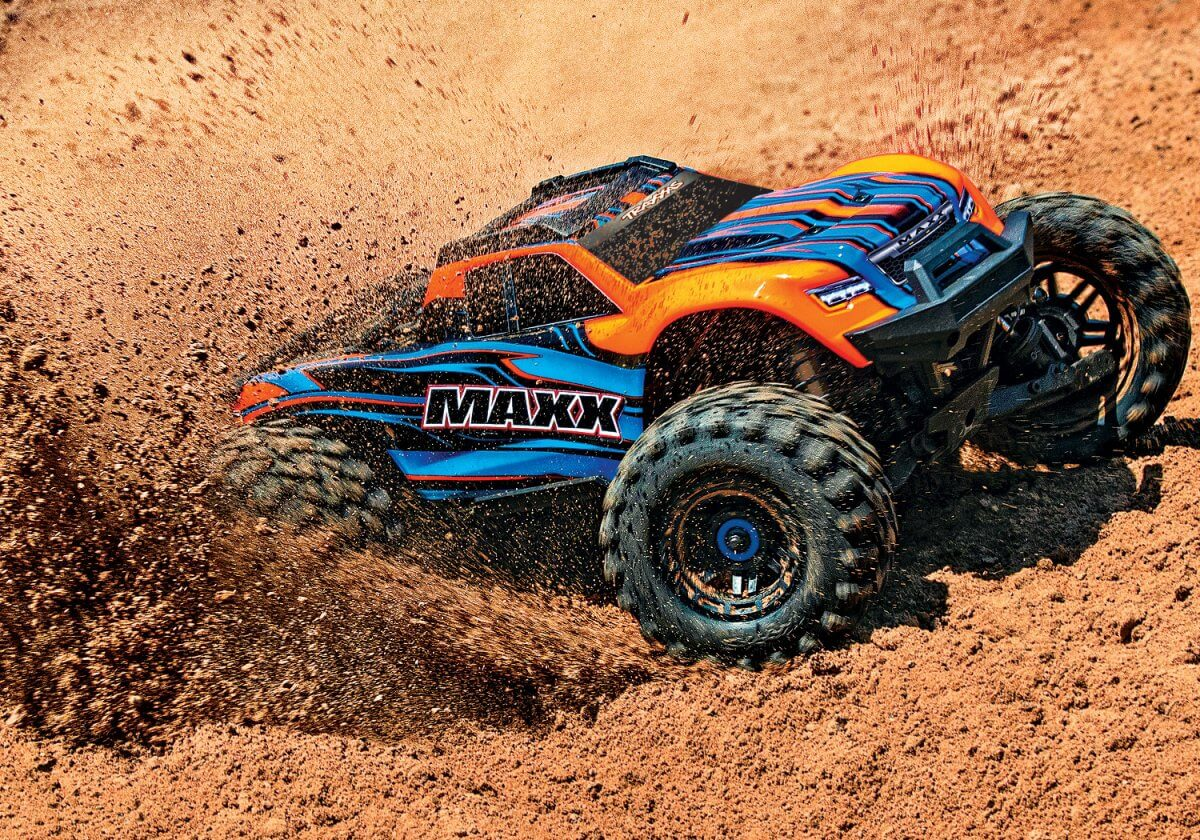 Traxxas Maxx Uk release and pre order