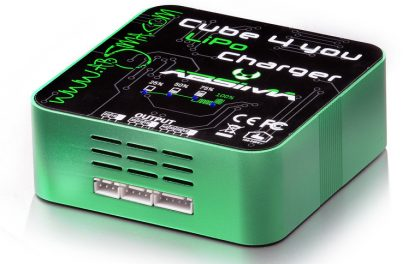 Absima-Cube-4-You-LiPo-Charger