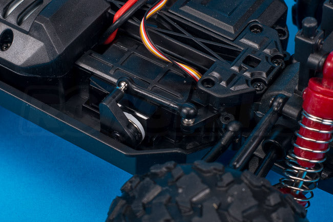 Absima Hurricane Thunder 18th scale rc chassis steering servo
