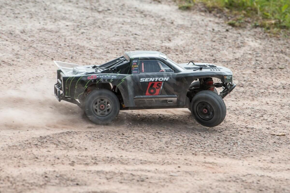 Arrma Senton 6S review turning capability