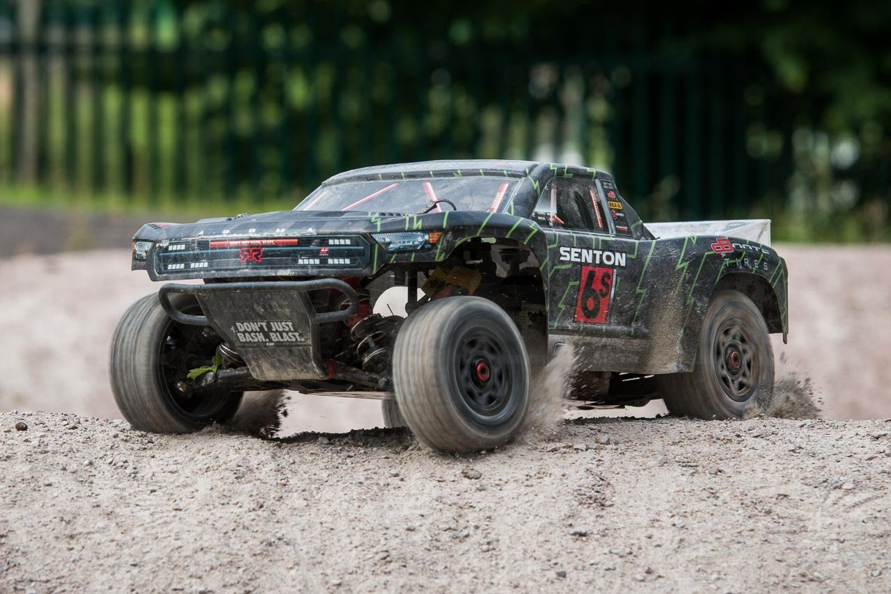 Arrma Senton 6S review wheelspin traction control issues