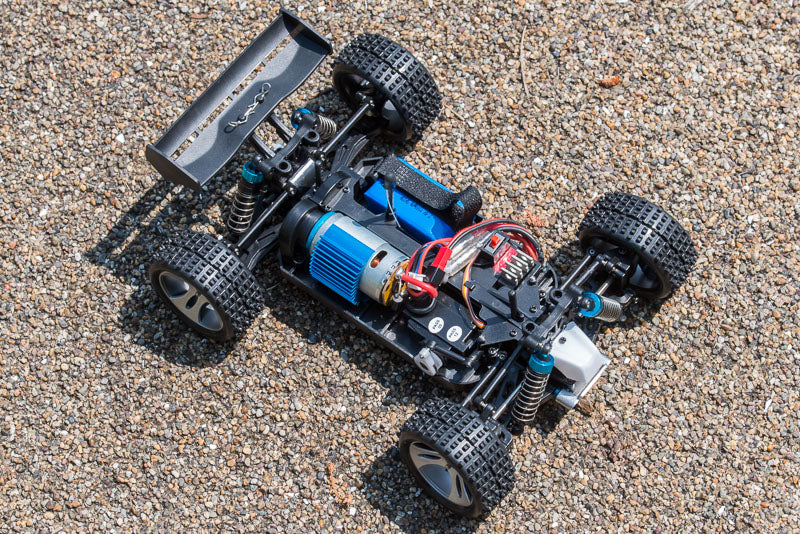 rc buggy chassis