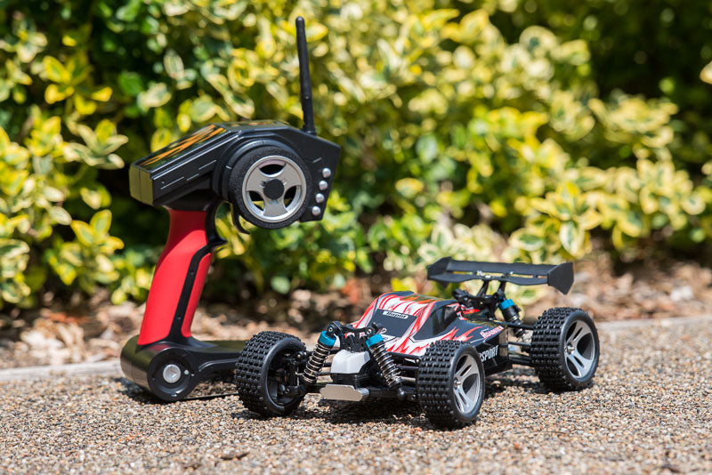 rc buggy with transmitter