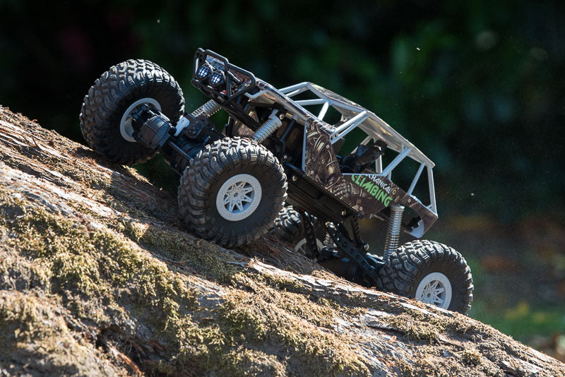 rc car with tyres