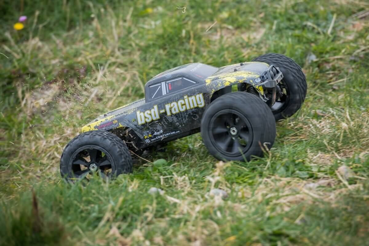 BSD Racing Flux Marauder Review landmower