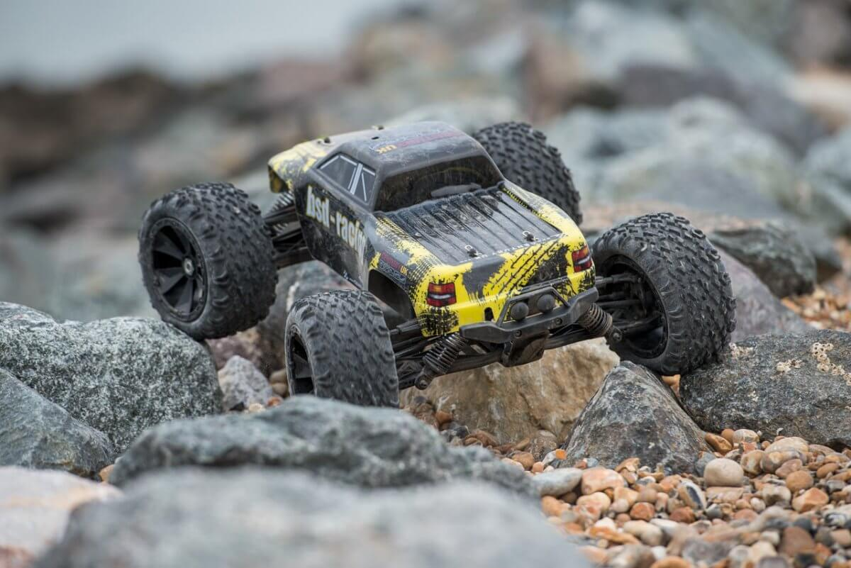 BSD Racing Flux Marauder Review rockclimber rear