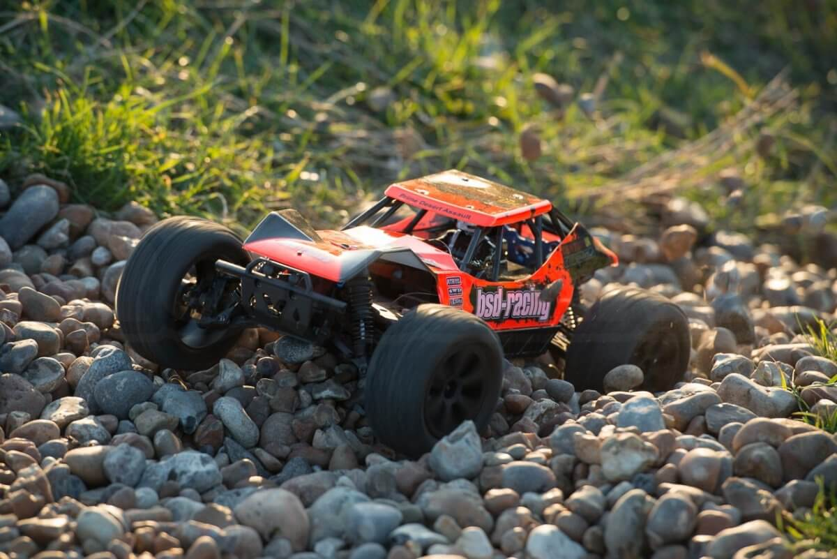 BSD Racing Prime Desert Assault review limited power