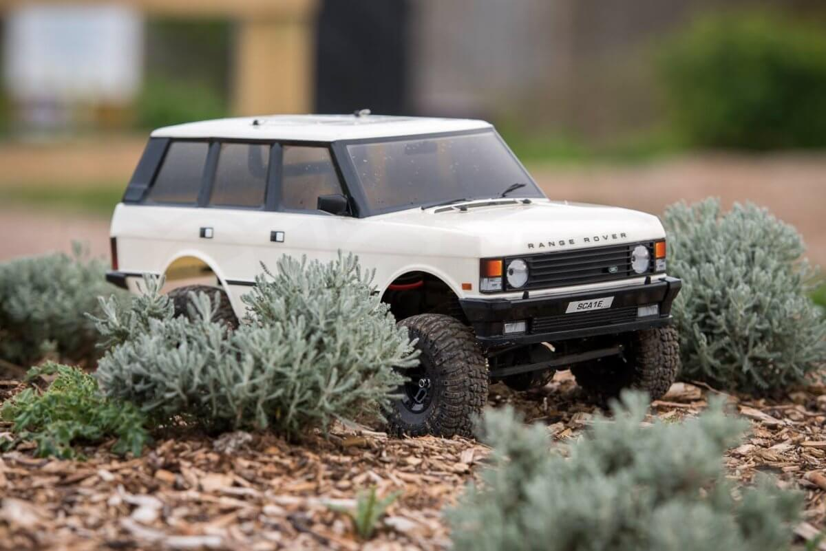 Carisma classic Range Rover Hands on review mini bushes side