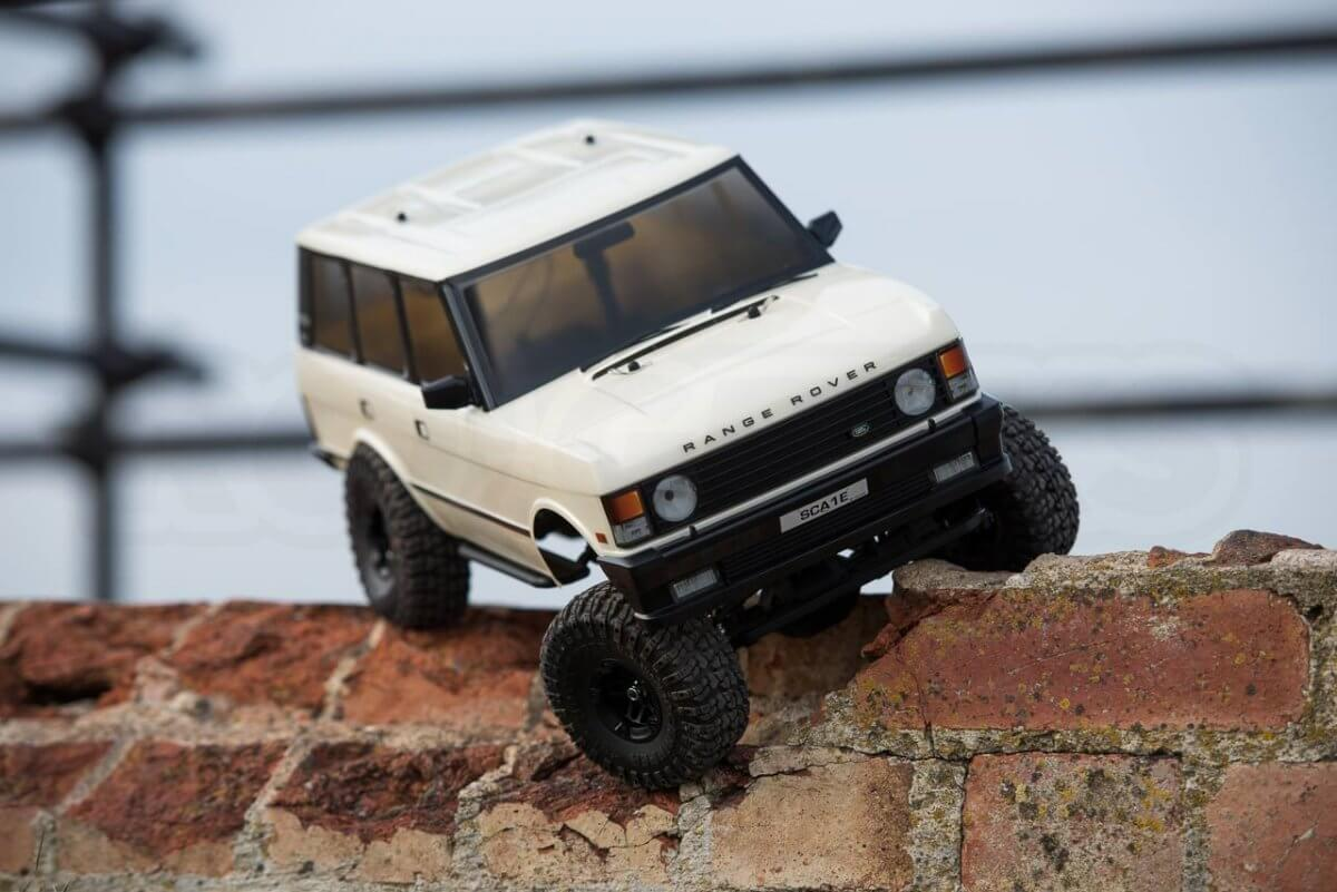 Carisma classic Range Rover Hands on review suspension travel front
