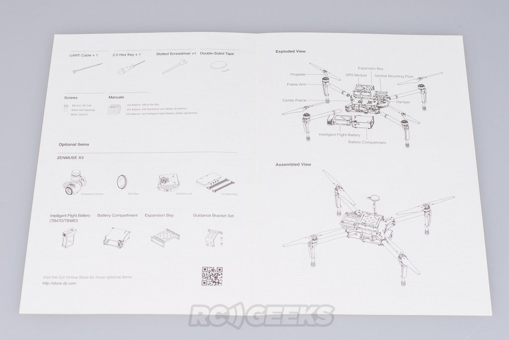 DJI-Matrice-100-unboxing_basic-instructions