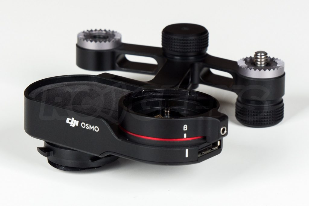 Official DJI Osmo X5 Adapter detail