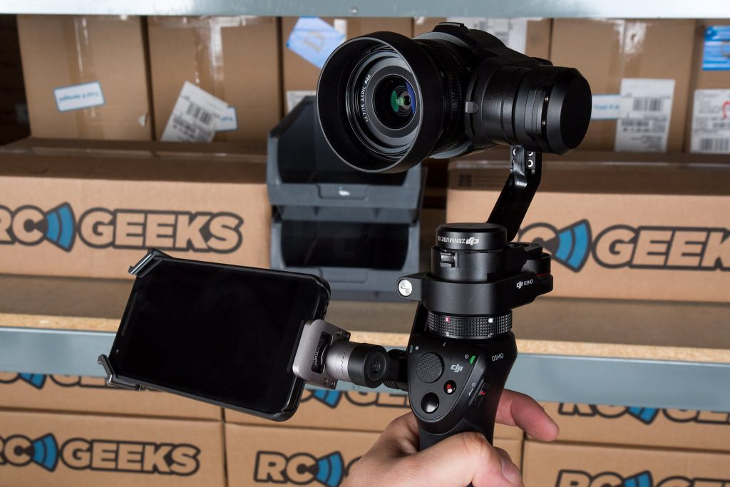 Official DJI Osmo X5 Adapter handheld