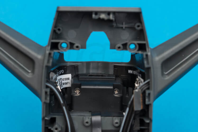 DJI Spark Teardown antenna position
