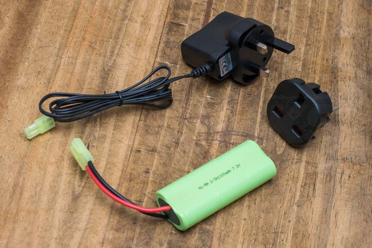 FTX Colt RC remote control buggy review charger battery and adaptor