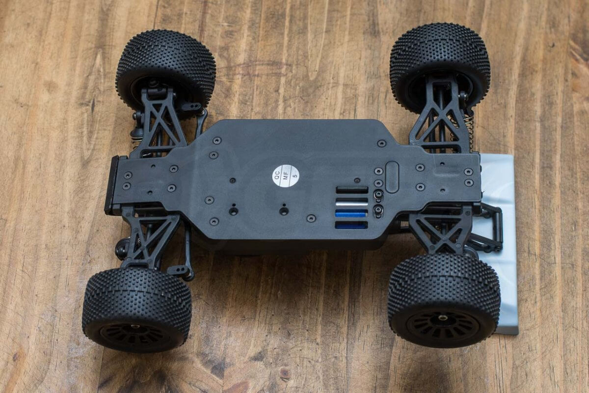 FTX Colt RC remote control buggy review floor deck