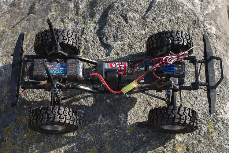 FTX Outback 2 Ranger Chassis Top