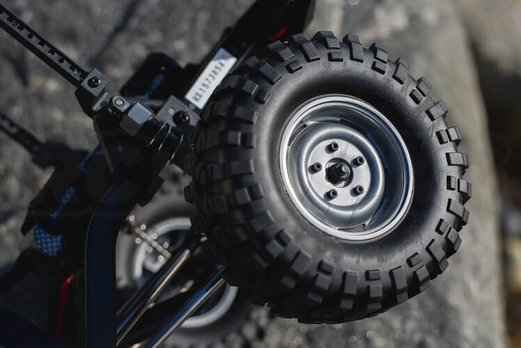 FTX Outback 2 Ranger Supersoft Tyres
