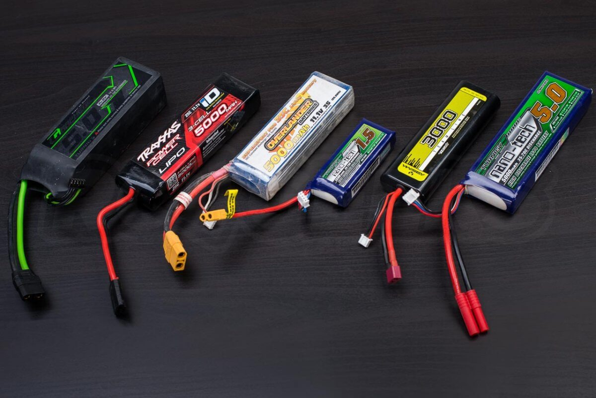 How to charge rc batteries guide tutorial Lipo connectors