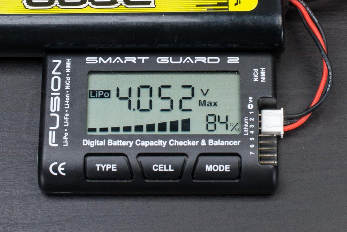 How to charge rc battery batteries guide cell checker cell