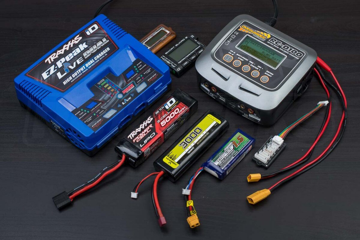How to charge rc battery batteries guide tutorial lead