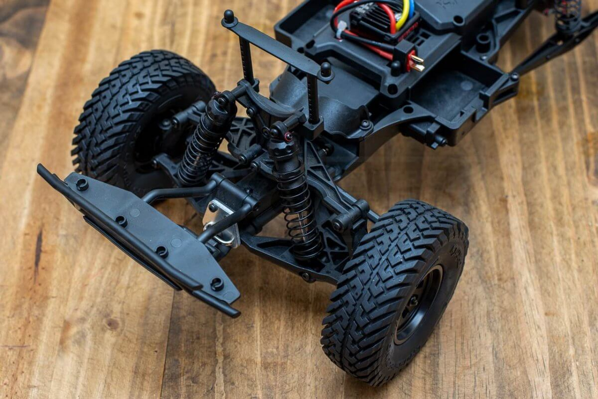 Kyosho Outlaw Rampage Retro Trophy Truck Review