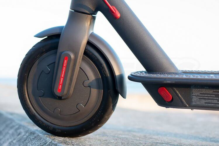 Mi Electric Scooter front wheel