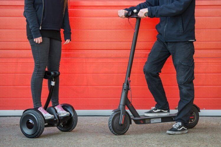 Ninebot Mini Review mi scooter comparison head to head