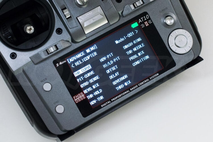 Radiolink AT10 ii lcd readout