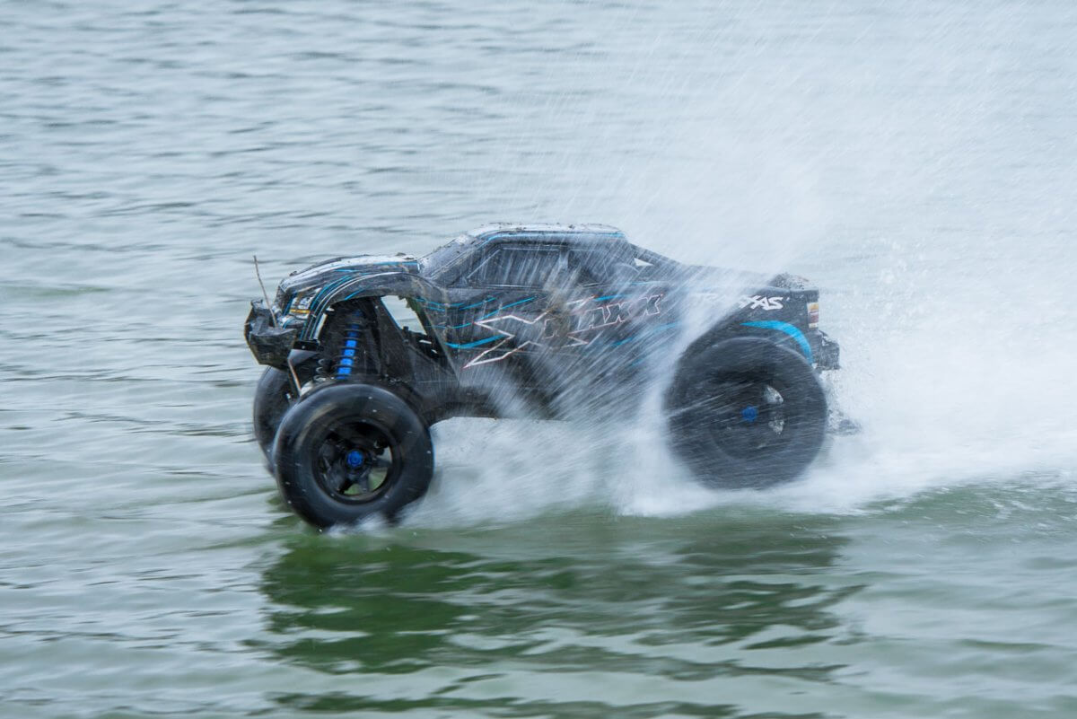 X-Maxx On Water early success