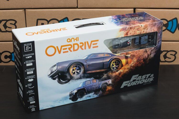 anki overdrive fast and furious box