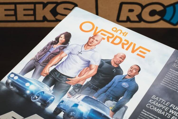 anki overdrive fast and furious box detail