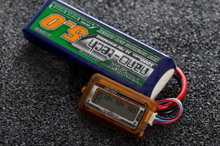 battery charging cell checker