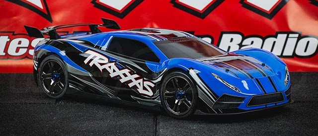 Traxxas XO-1 record breaking car
