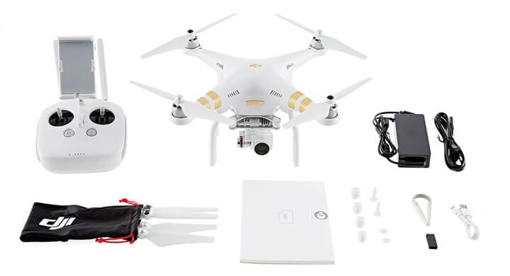 dji-phantom-3-4K-in-the-box-content