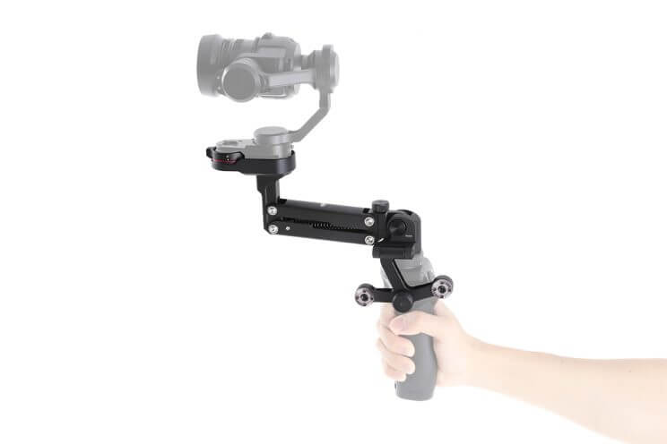 Osmo Mount Z-Axis Raw