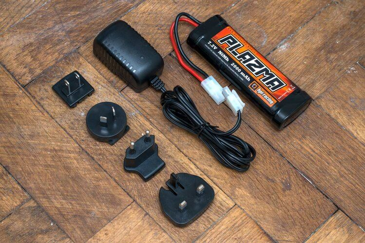 hpiracing venture toyota fj_battery charger