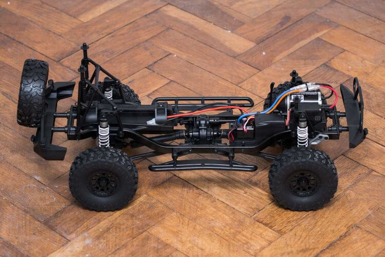 hpiracing venture toyota fj_chassis