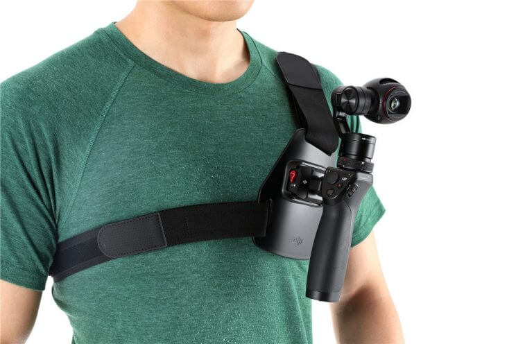 Osmo Mount Chest Strap