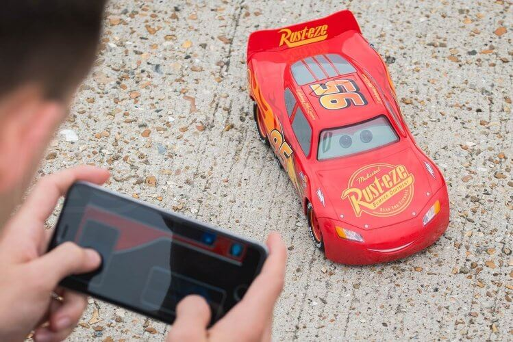 sphero ultimate lightning mcqueen app control
