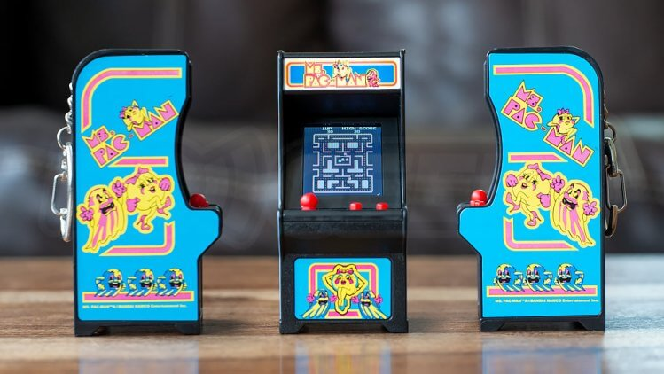 tiny arcade ms-pacman-cabinet-all-artwork-angles