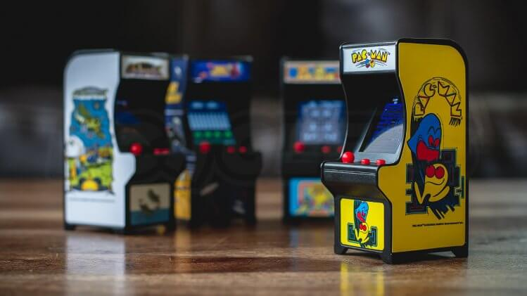 tiny arcade review-grouping-unboxed