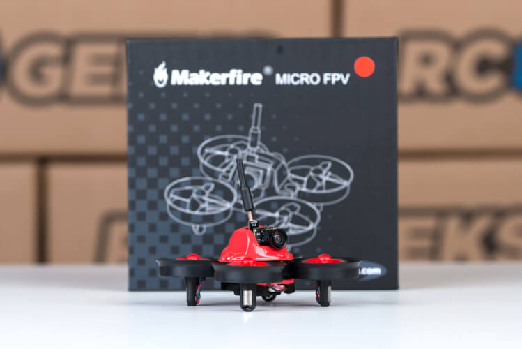 Tiny Whoop EVO FC Makerfire drone