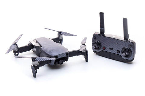 Modifli Drone Skin for DJI Mavic Air- Carbon Anthracite