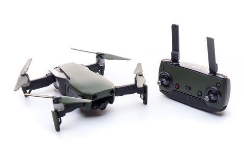 Modifli Drone Skin for DJI Mavic Air - Military Green