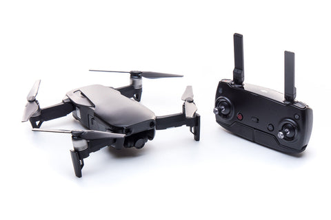 Modifli Drone Skin for DJI Mavic Air - Shadow Black