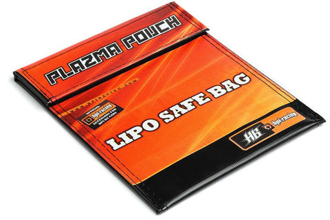 HPI Racing Plazma Pouch LIPO Safe Bag 18x22cm