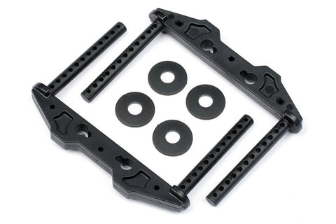 HPI Racing Bullet 3.0 ST and MT Body Mount Set